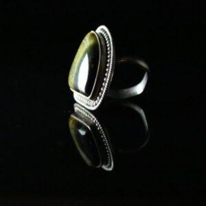 Falkeøje ring